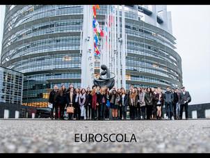 Voltunk az Európa Parlamentben