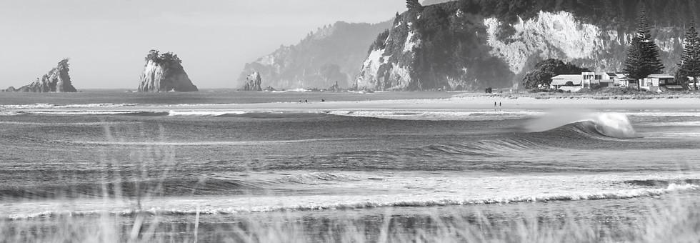 Beach Black and White Classic