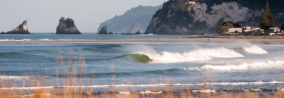 Whanga Beach Right