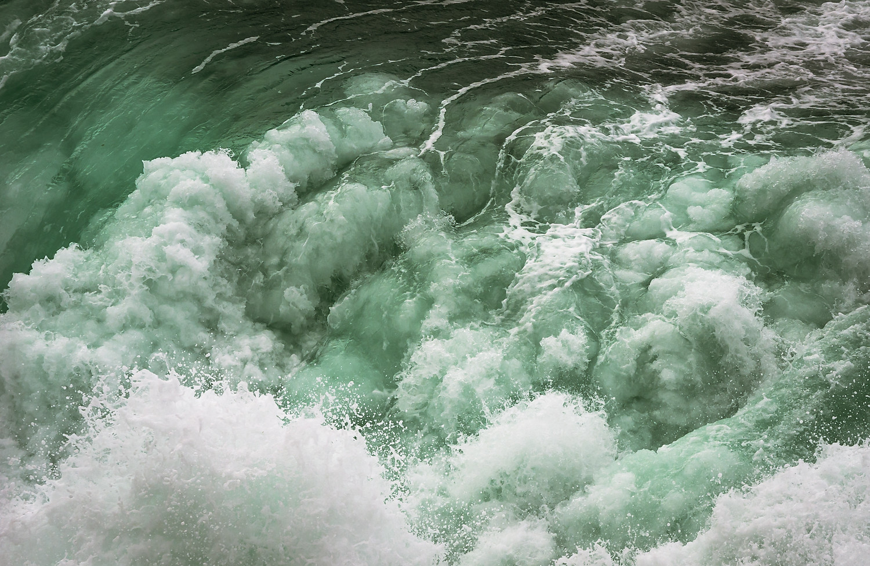 Turbulent Wave