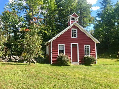 little red school house dorchester nh