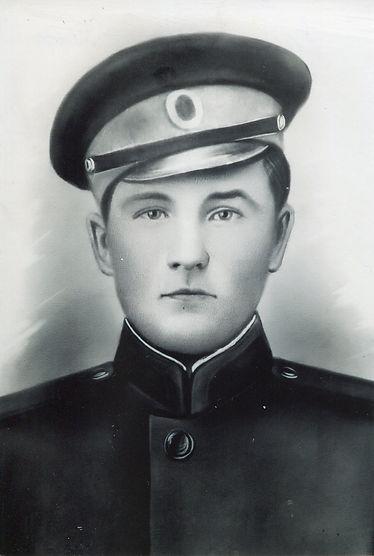 Кашин Макар Михайлович, уроженец с.Ажово, участник Первой Мировой и Великой Отечественной войн