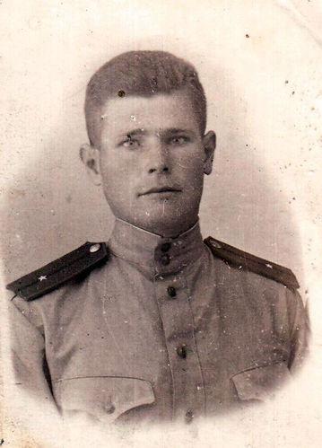 Петров Антон, житель с.Карманово
