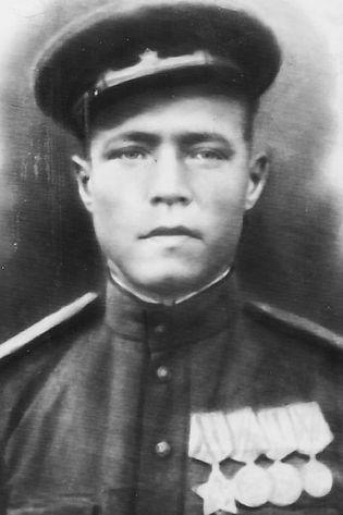 Горбачев Марк Митрофанович, сельский мас