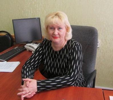 Усова (Чумакова) Нина Сергеевна, начальн