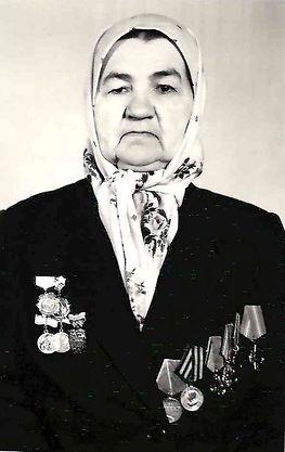 Ерохина Федосья Ивановна, связная партизанского отряда. Источникhttps://www.bolshoydub.ru/