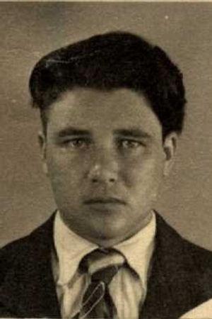 Калиничев Василий Григорьевич, капитан, участник ВОВ (фото https://pamyat-naroda.ru)