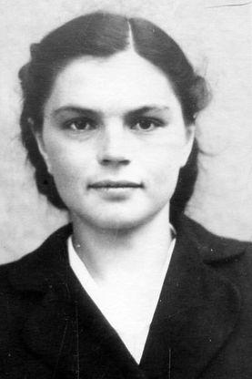 Ланина Тамара Никитична, звеньевая к-за