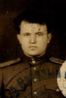 Широченков Иван Тимофеевич, лейтенант, участник ВОВ (фото https://pamyat-naroda.ru)