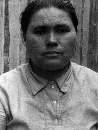 Бородина Александра, монахиня, родилась в с.Макарово