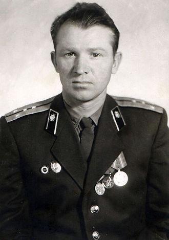 Локтионов Виктор Алексеевич, военнослужа