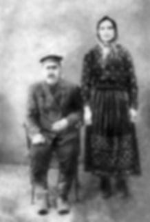 Крестьяне Шелковенковы, жители села Трояново