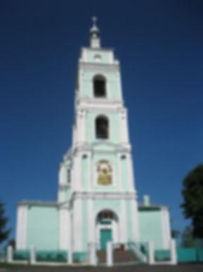 Никольский храм в сл. Михайловке. Фото 2013 г.