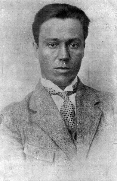 Косогов Иван Дмитриевич, уроженец д. Черняковой, участник Первой Мировой