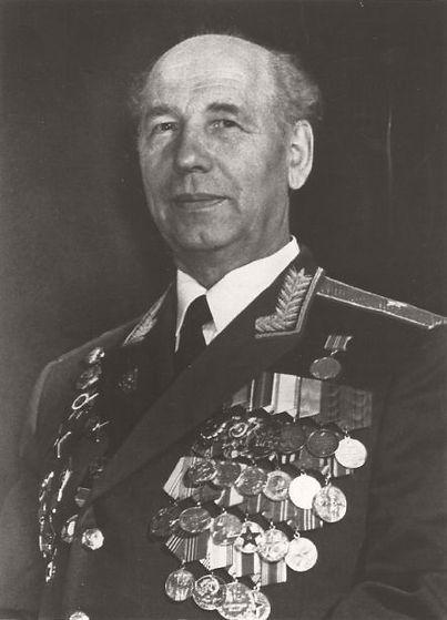 Козин Николай Федорович, генерал-майор милиции в отставке, уроженец села Макарова