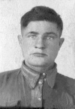Чистяков Николай Стефанович, участник ВО
