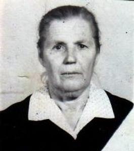 Титова Ольга Тихоновна,  ветеран ВОВ