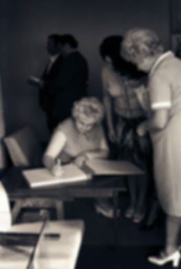 Первая запись в Книге отзывов музея МГОКа