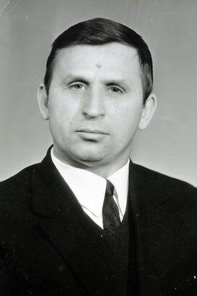 Гапонов Юрий Яковлевич, председатель кол