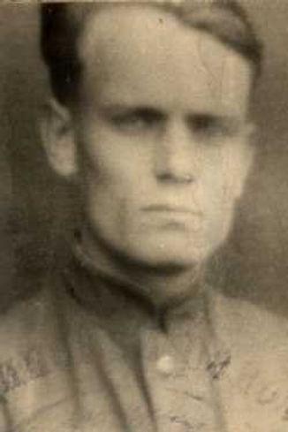 Башкиров Михаил Николаевич, капитан, участник ВОВ (фото https://pamyat-naroda.ru)