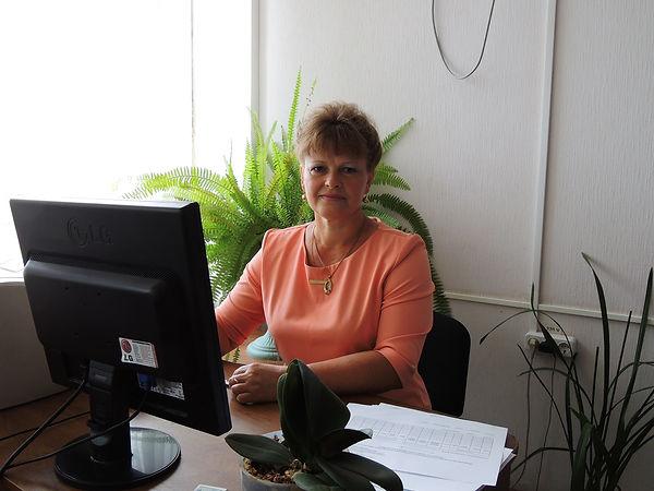 Шмырева (Кострикина) Надежда Викторовна, руководитель Управления финансов Железногорского района