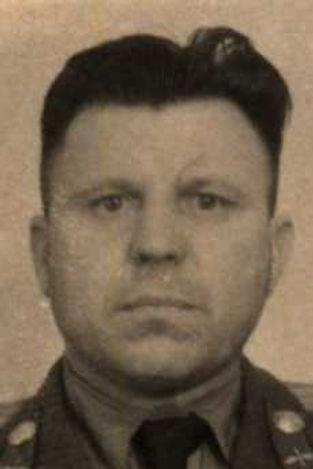 Сизов Григорий Иванович, капитан, участни