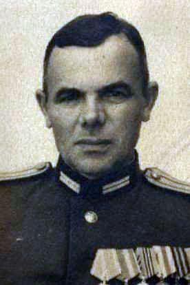 Чуков Михаил Григорьевич, подполковник, участник ВОВ (фото https://pamyat-naroda.ru)