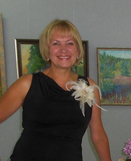 Мордовская Валентина Григорьевна, первый директор Железногорского краеведческого музея