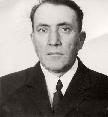 """Веретенников Павел Игнатьевич, председатель колхозаза """"Молодой коммунар"""" с 1955 по 1970 г."""