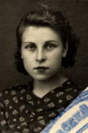 Коростелева Евдокия Константиновна, лейтенант медслужбы, участник ВОВ (фото https://pamyat-naroda.ru)