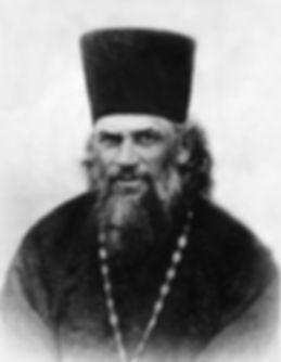 Священник Коссов Георгий Алексеевич. Фото 1920-х гг.