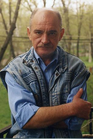 Полухин Николай Петрович, художник, преподаватель Железногорского художественного училища