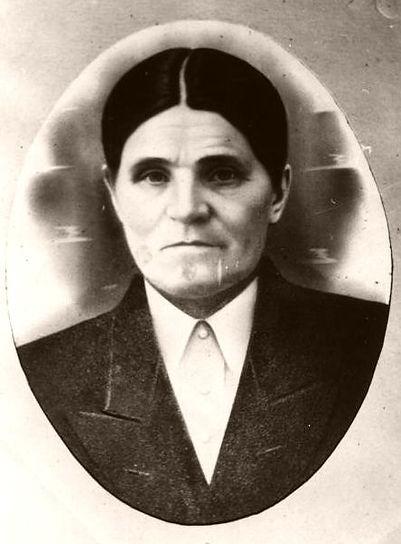 Сучелева (Савина) Евдокия Егоровна