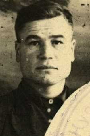 Кубышкин Иван Антонович, мл.лейтенант, у