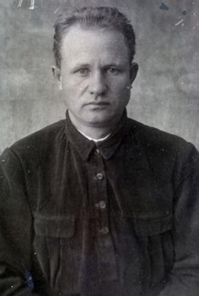 Щедов Афанасий Егорович,  партийный руководитель,  партизан Михайловского отряда