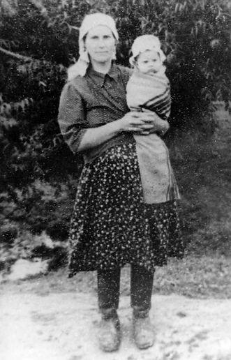 Царькова Ольга Александровна, участница партизанского движения