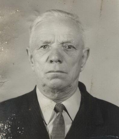 Обыденников Иван Тихонович,  ветеран ВОВ