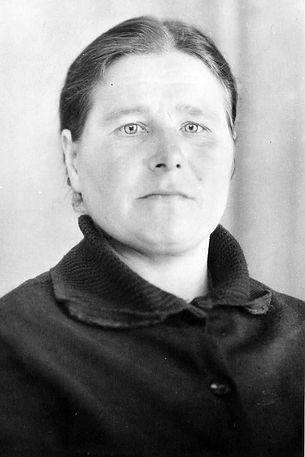 Кирчатова М.М., заведующая Злобинской МТФ колхоза XXI партсъезда