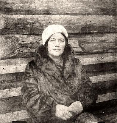 Хивук Варвара Гавриловна, заведующая Михайловской аптекой