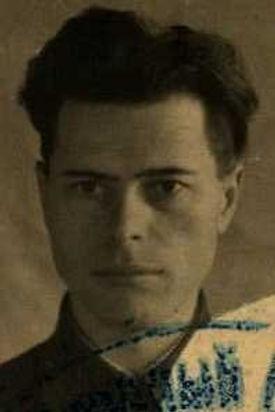 Ланин Стефан Иванович, лейтенант, участник ВОВ (фото https://pamyat-naroda.ru)
