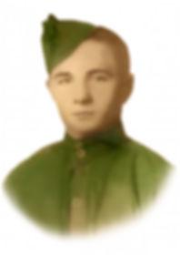 Полунин Андрей Петрович, участник партизанского движения, ветеран ВОВ