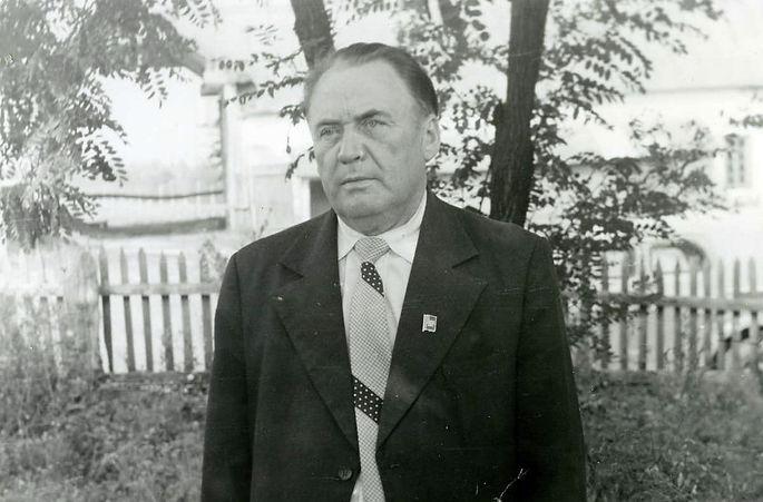 Изотов Алексей Семенович, директор Михайловского пенькозавода
