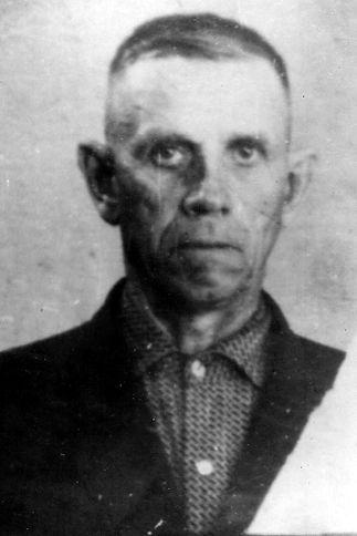 Клюев Михаил Егорович, боец Троснянского партизанского отряда