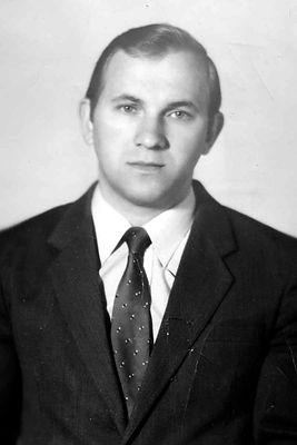 Тимохин Виталий Петрович, начальник Желе