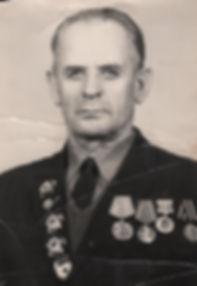Зарубин Василий Иванович, председатель Андросовского сельсовета, участник ВОВ
