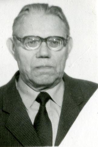 Никишин Григорий Акимович, руководитель в сфере образования Михайловского района