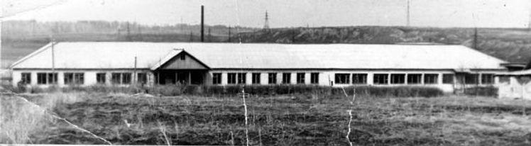 Веретенинская школа. Фото конца 1960-х г