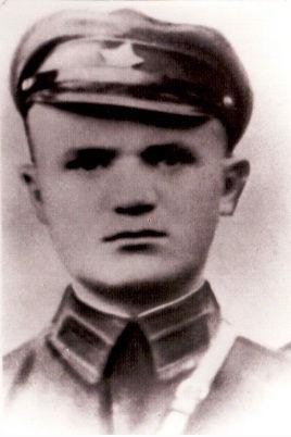 Евланов Петр Афанасьевич, командир отделения Михайловского партизанского отряда