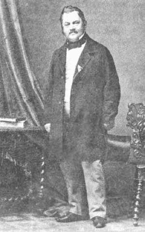 Трубецкой Петр Иванович, князь, владелец земель в д.Городное в середине XIX в.