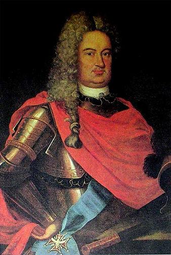 Граф Шереметев Борис Петрович, первый владелец сл. Михайловки